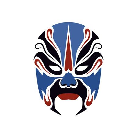 Pechino maschera opera di popoli antichi