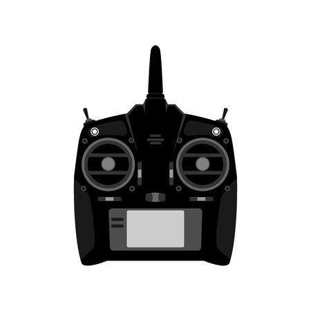 radio controlled ,Remote control  toys vector Illustration