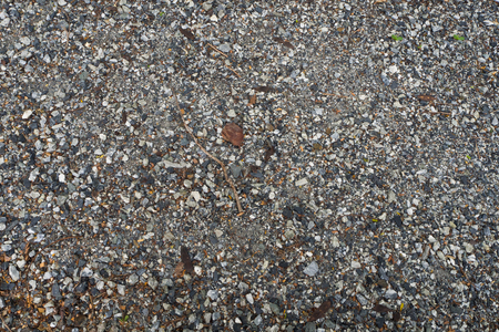 pattern of pebbles or stone . background  .
