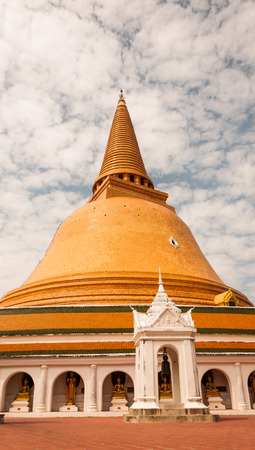relics: pagoda have a Buddhas relics