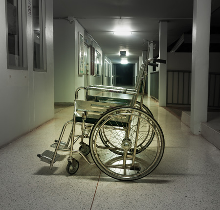 wheelchair: Wheelchairs use for patint disabled
