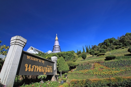 Doi Inthanon National Park ,thailand