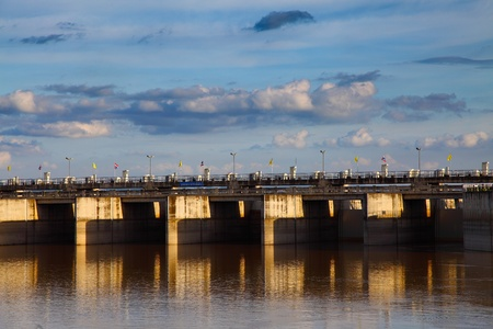 dam: Pa Sak Jolasid Dam