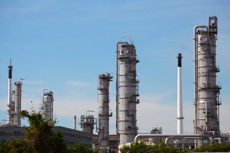 Oil and Gas Refinery Plant Zdjęcie Seryjne - 22544065