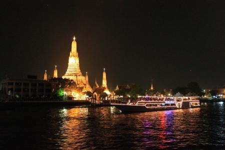 phraya: Chao Phraya River Foto de archivo