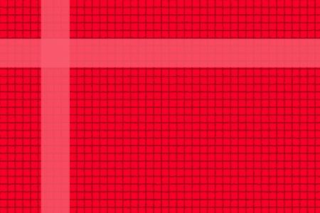L'image Fond rouge dans une concaténation de style de boîte Banque d'images
