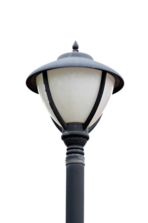 The Pictue Park Lantern on white background.