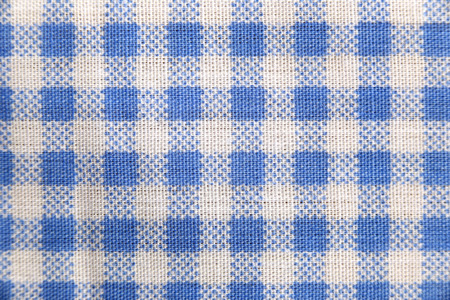 scots: Texture blue fabric of scots pattern for the background.