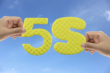 5s: Hand arrange alphabet of acronym 5s in system organizations activities management.