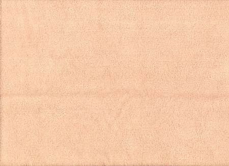 microfiber cloth: Texture of orange microfiber cloth for design background.