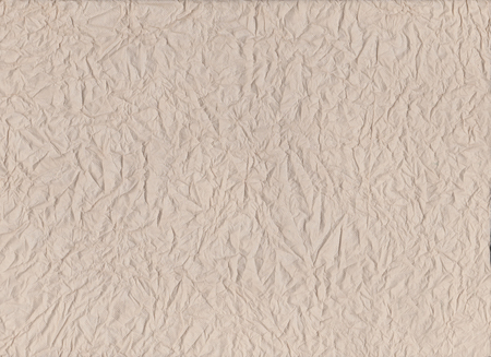 crumpled tissue: surface of brown paper tissue and crumpled on rumpled texture for the design background.