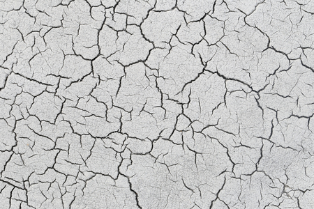 deteriorate: Old asphalt road surface of Texture with cracked for design background.