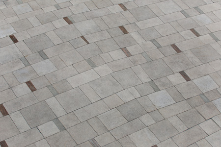 slabs: Floor walkway stone slabs for the decoration design background. Stock Photo