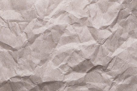 edges: Crumpled vintage paper texture background for the design surface backdrop in your work. Stock Photo