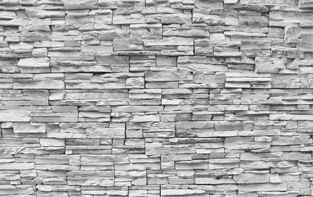 solid background: White brick stone wall for the design nature background.
