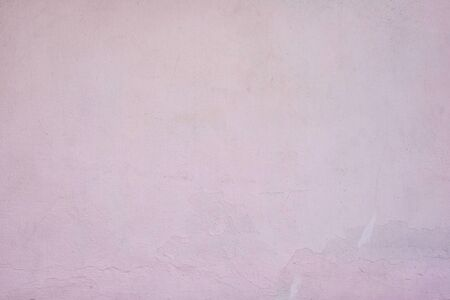 Surface of Smooth Pink cement wall texture background for design in your work concept backdrop.