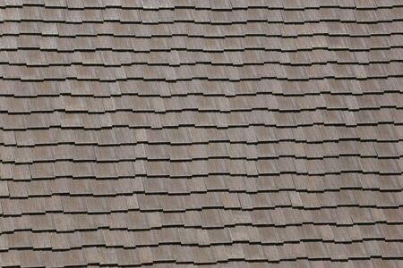 Patrón del fondo del techo de la casa para el diseño de su concepto de trabajo.