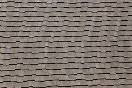 Pattern of the house roof background for design in your work concept.