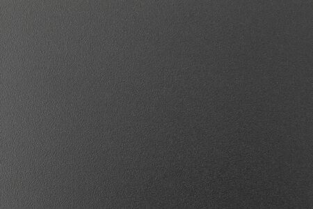 Die Oberfläche aus grauem Metall ist ein glatter Hintergrund für das Design in Ihrem Arbeitshintergrundkonzept.