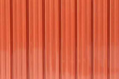 Orange zinc wall texture background for design in your work. 版權商用圖片
