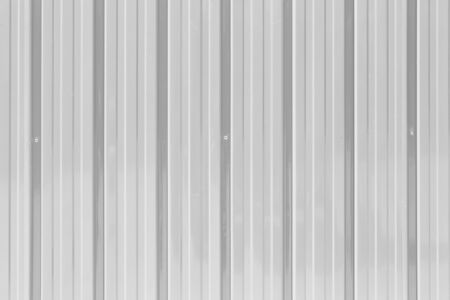 White zinc wall texture background for design in your work.