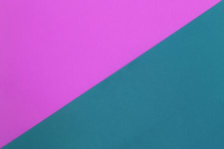 Pink and Green of Cardboard art paper with mix texture background for design in your work.