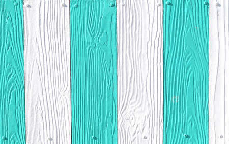 Fake wood texture with white and green accents for design in your work background. Imagens