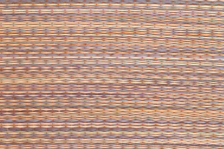Mat pattern of wicker texture background for design in your work.
