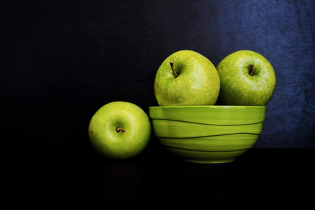 green apples: Green Apples Stock Photo