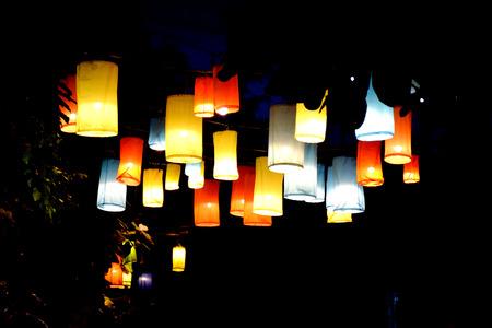 colorful lantern: Colorful Lantern