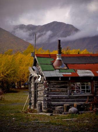 whitehorse: Yukon Indian Cabins