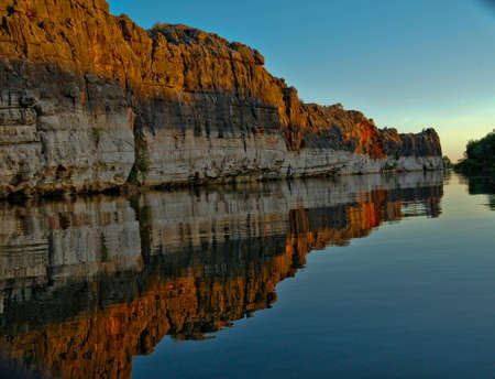 fitzroy: Geike Gorge