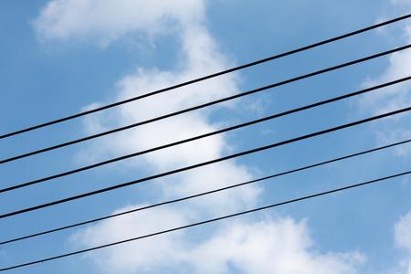 telegrama: de alambre en la parte superior