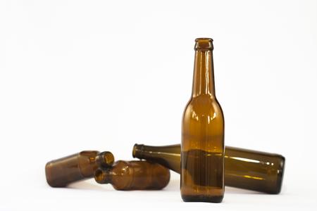 magnum: bottle brown