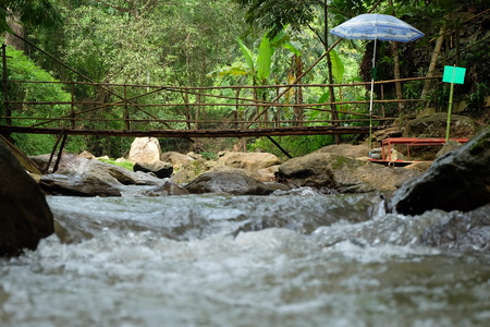 watercourse: Bamboo Build Watercourse Bridge