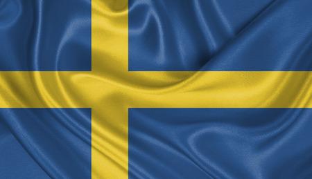sweden: Flag of Sweden