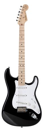MINSK, BELARUS - JUNE 17, 2015: High resolution Fender Stratocaster Eric Clapton