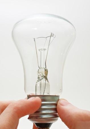 socle: Lamp
