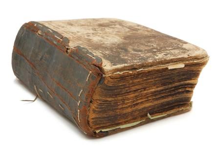 decrepitude: Old book