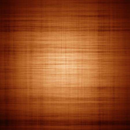 Bruine geweven achtergrond met vezels en vignet