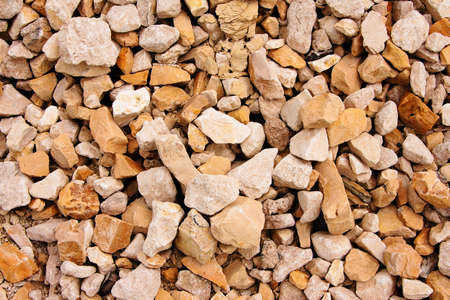 Background of soft brown and brown-colored stones 版權商用圖片