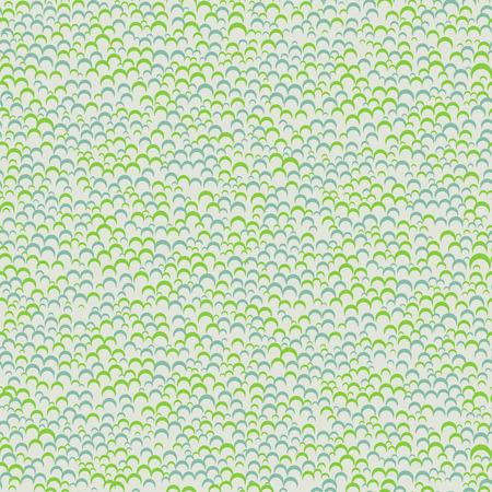 Seamless simple retro geometrical pattern of pastel colors