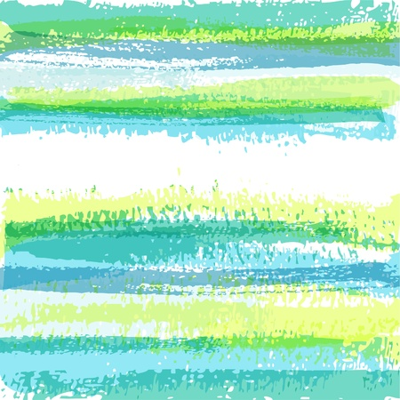 Abstract striped brush background. EPS10 Illustration