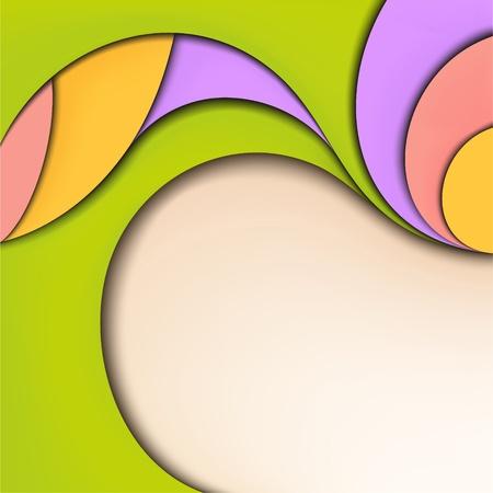Abstrakte Natur Hintergrund Sommer-und Frühlingsfarben Standard-Bild - 13109568