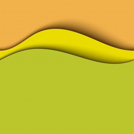 Abstract  background  Warm natural colors Vector