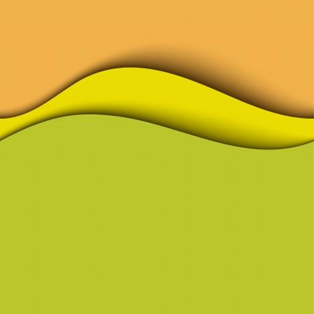 Abstract Hintergrund warmen Naturfarben Standard-Bild - 14317266
