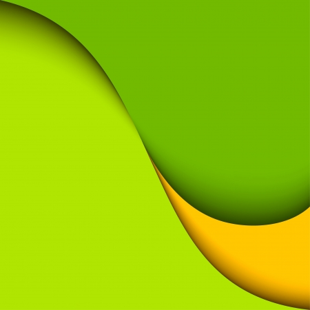 Abstract green background. design Illustration