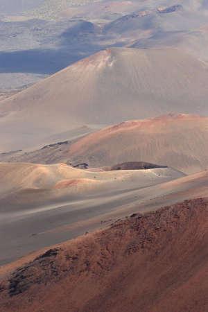 Haleakala Crater - Maui Stock fotó