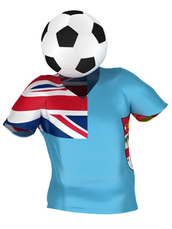 fiji: National Soccer Team of Fiji   All Teams Collection    Isolated