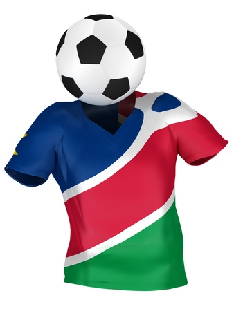 namibia: National Soccer Team of Namibia | All Teams Collection |  Isolated